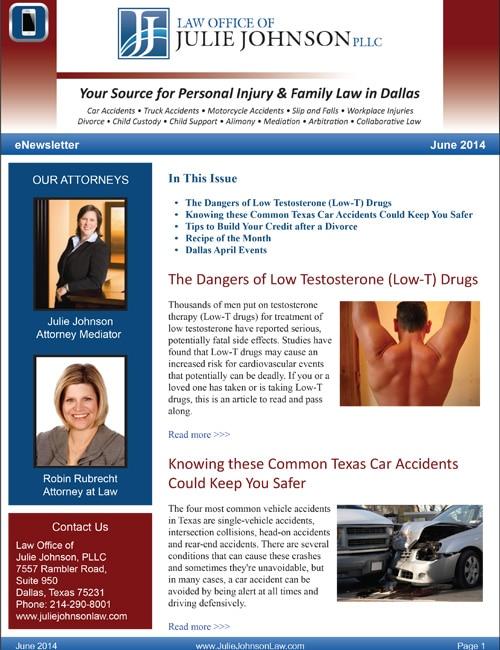 June 2014 eNewsletter